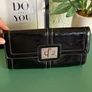 Retro Clutch Black